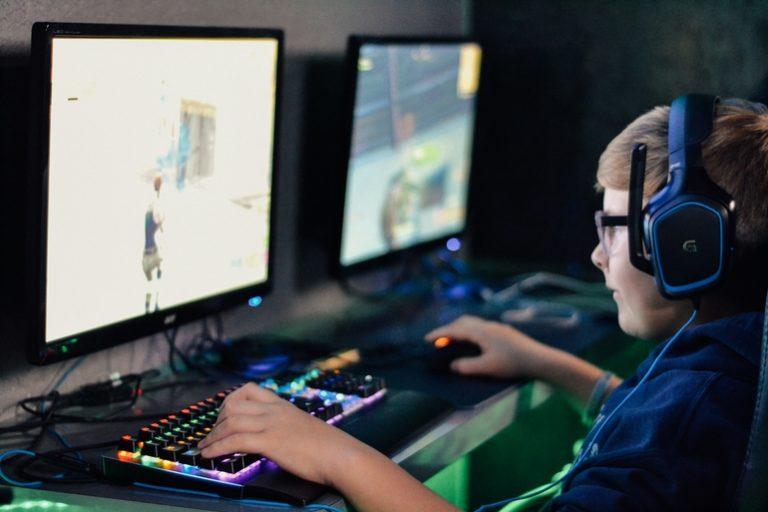 Gaming Stuhl-1