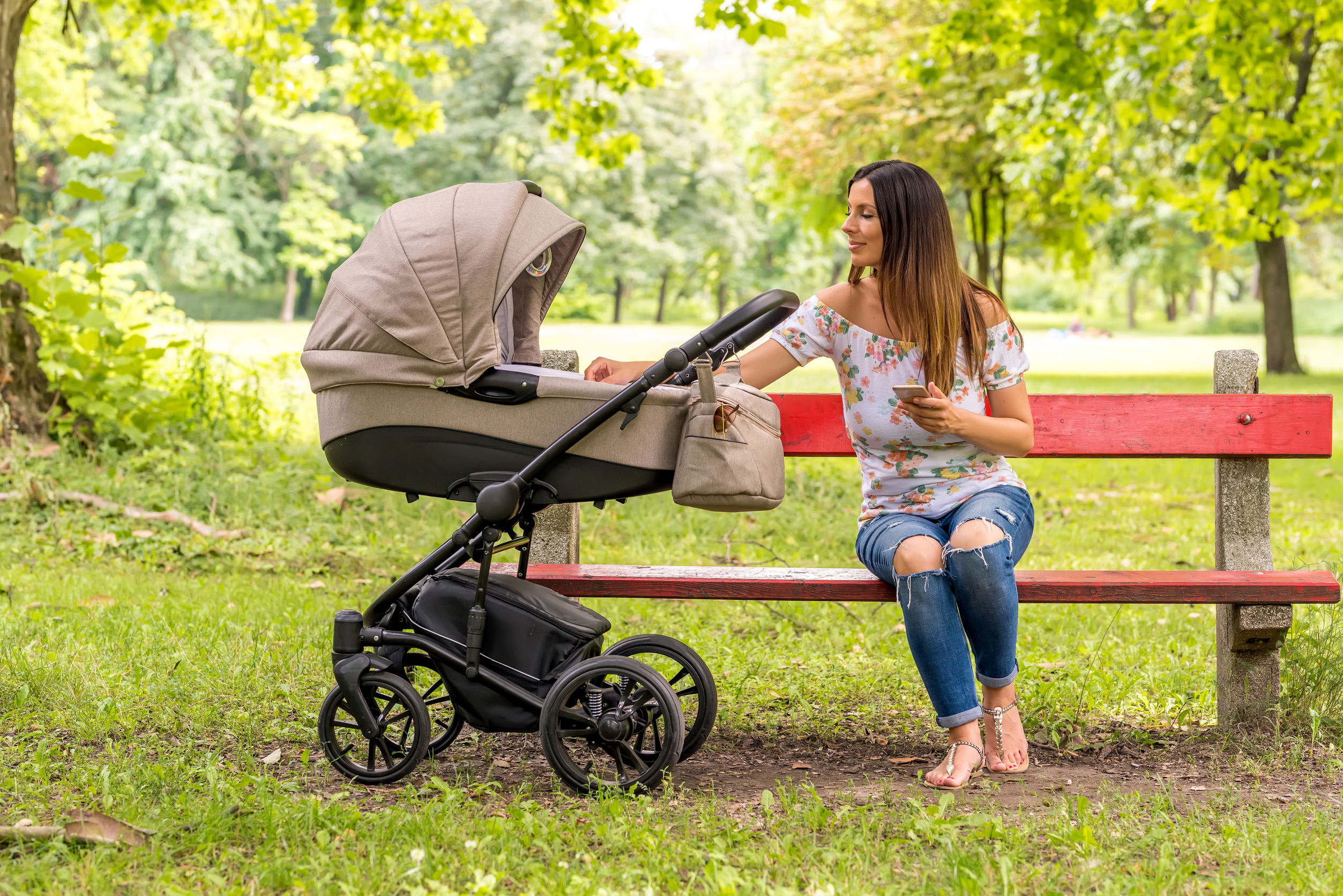 Kinderwagen: Test & Empfehlungen (05/21)